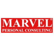 Logo firmy Marvel
